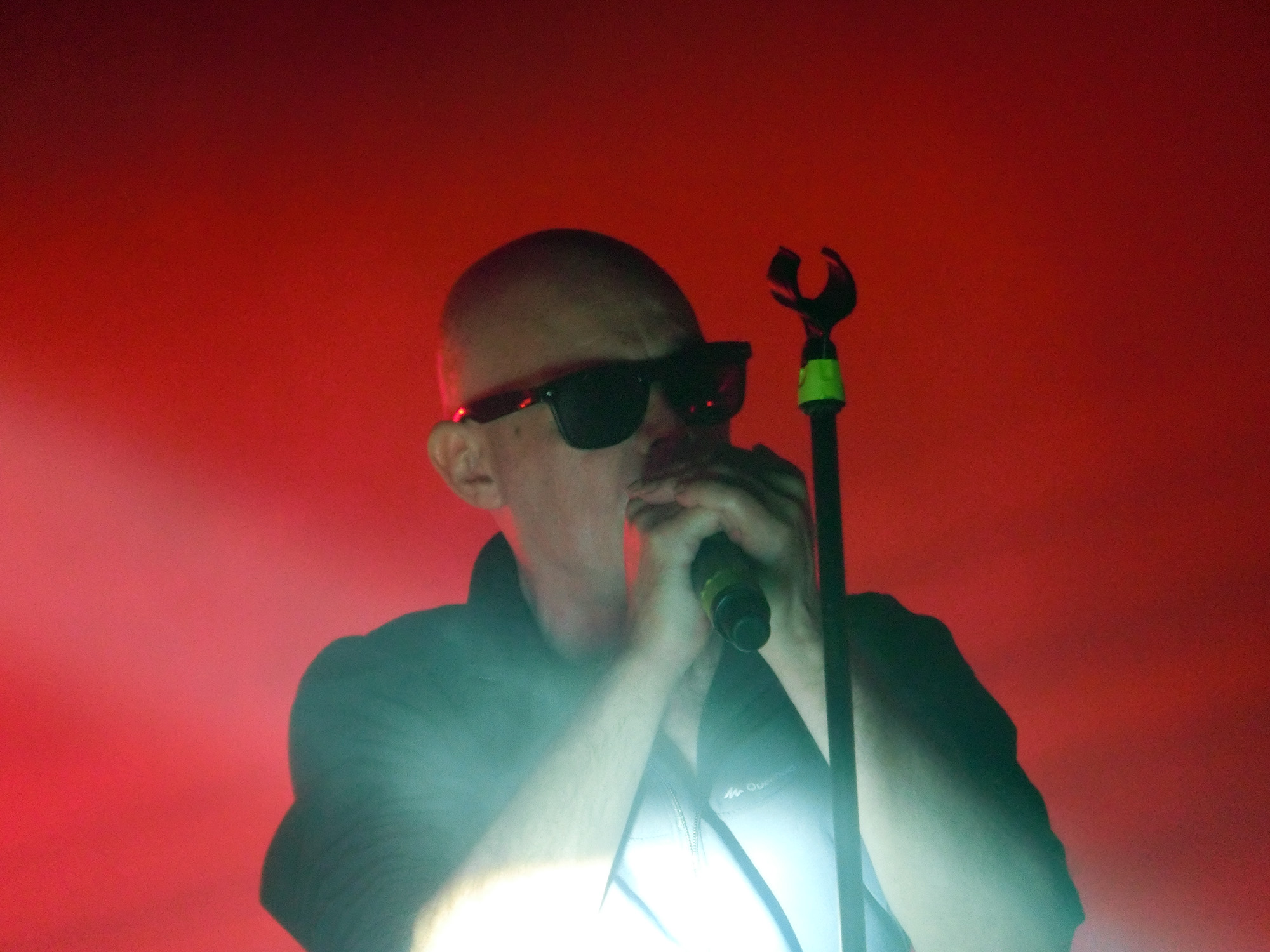The Sisters Of Mercy 23.09.2019 Bruessel