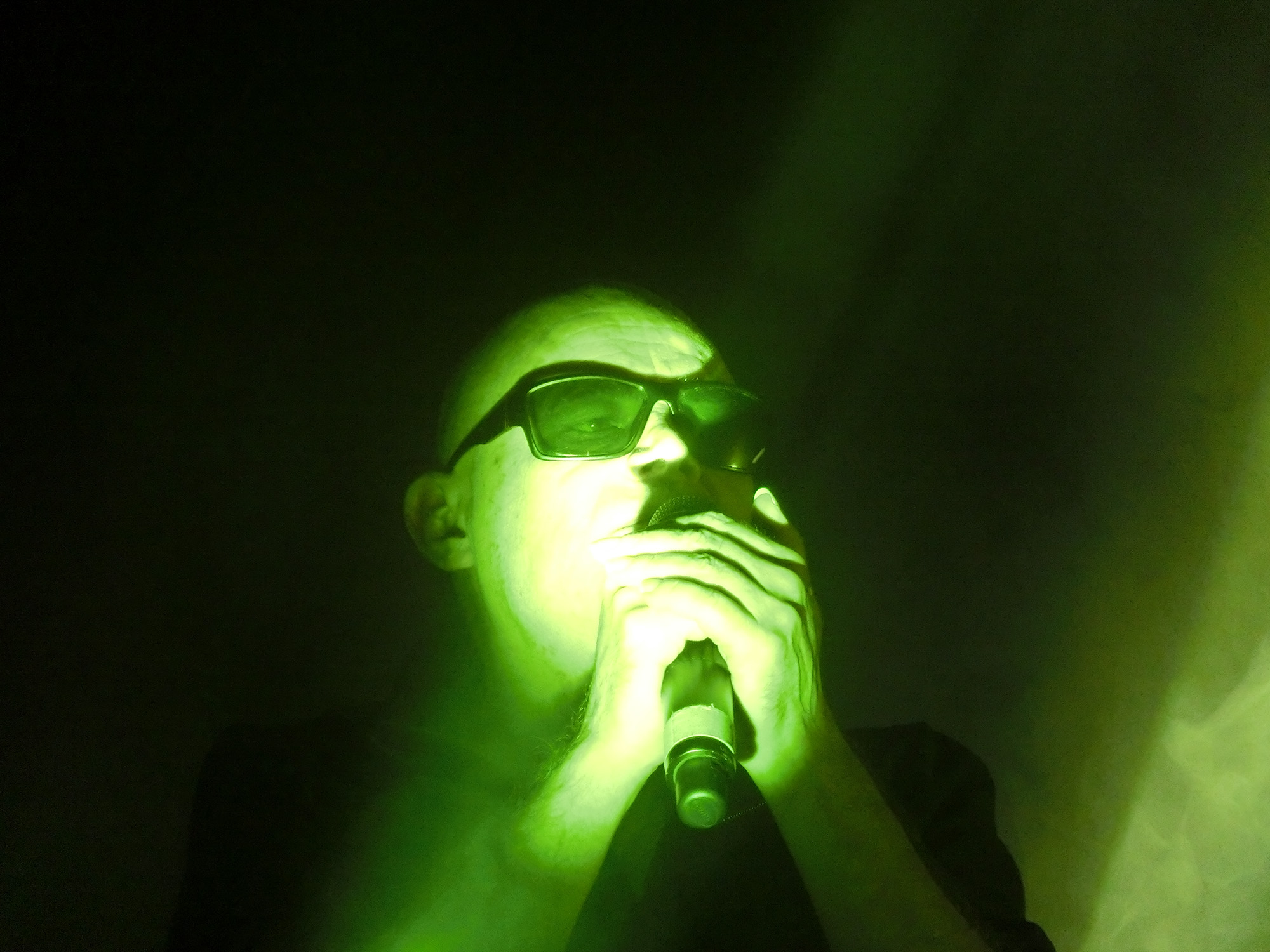 The Sisters Of Mercy 07.10.2019 Krakau