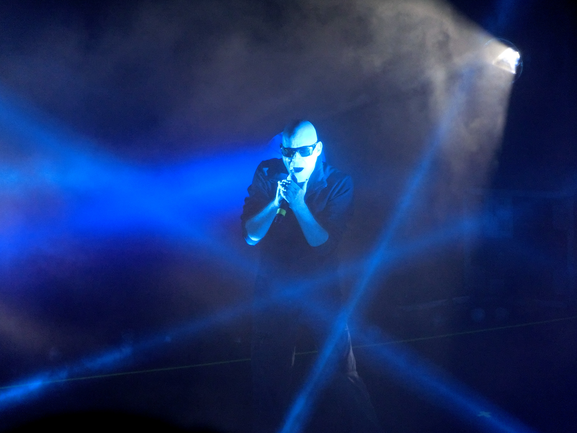 The Sisters Of Mercy 20.10.2019 Utrecht